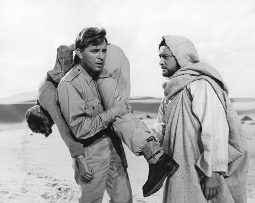 Bitter Victory (Nicholas Ray) 1957 France/USA 103 mins