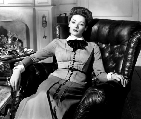 The Ghost and Mrs. Muir (Joseph L. Mankiewicz) 1947 USA 104 min
